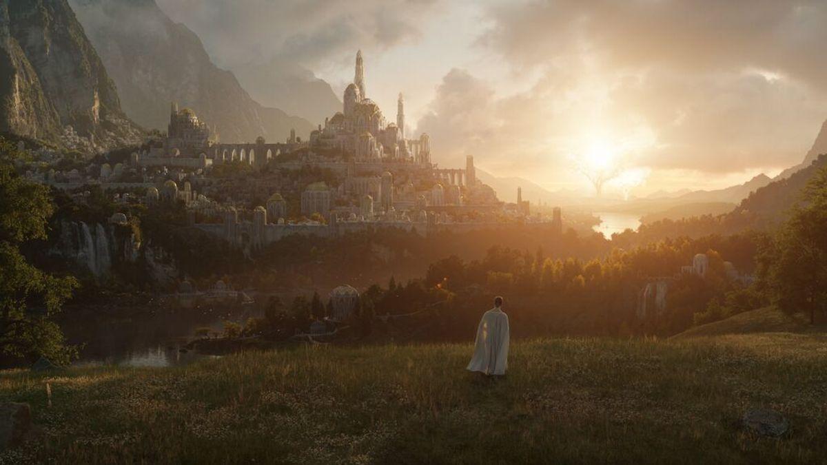 Primera imagen de la serie de el Señor de los Anillos, que llegará el 2 de septiembre