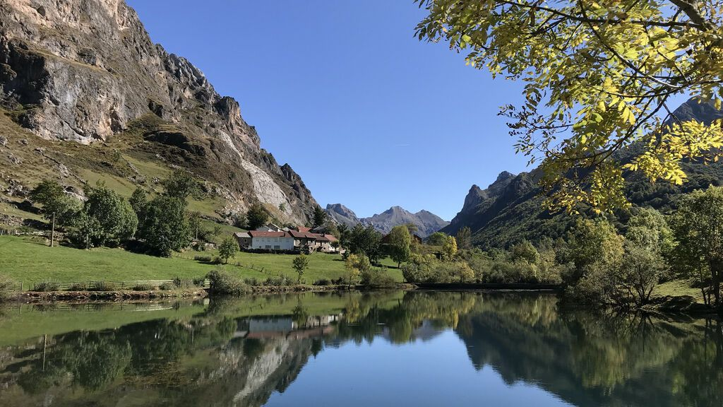 Valle de Lago, en Somiedo.