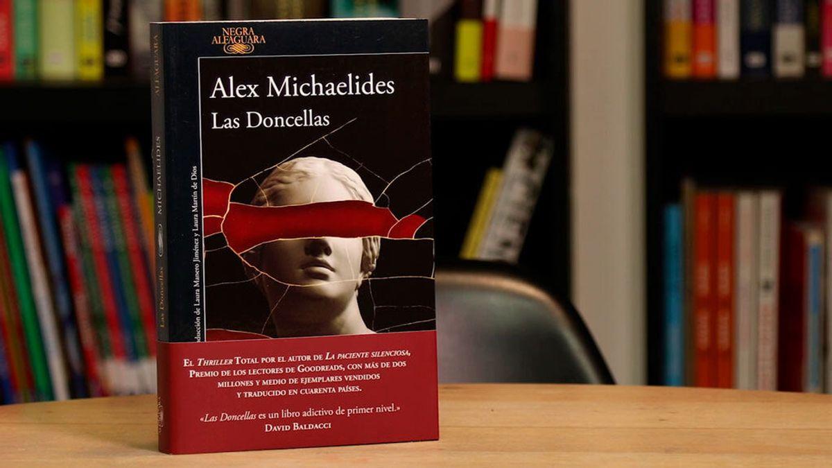 'Las Doncellas' el thriller total de su autor