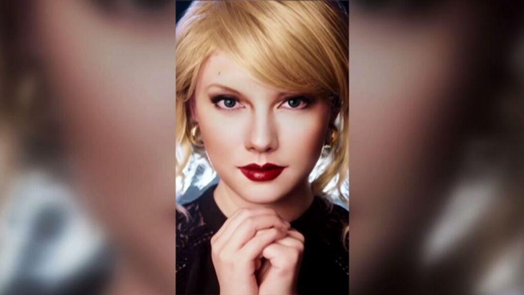 La maquilladora que arrasa en TikTok: de Cate Blanchett a Tylor Swift, Gillianisme se transforma en quien quiera