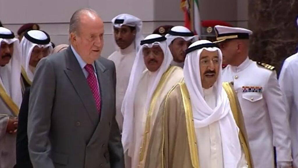 El rey Juan Carlos I cumple un año de exilio en Emiratos Árabes