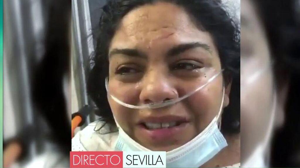 """Los audios desesperados del ataque a Saray Montoya, en exclusiva: """"Nos han apuñalado enteras"""""""