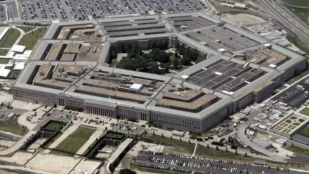 Vista general del Pentágono