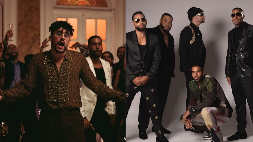 Bad Bunny lanza nuevo tema con Aventura, el grupo que arrasó con la bachata en los 2000 y encumbró a Romeo Santos