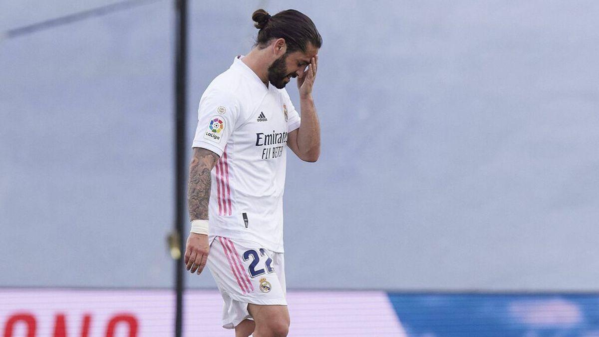 El Real Madrid intenta 'regalar' a Isco: precio de 18 millones y posible destino en Italia