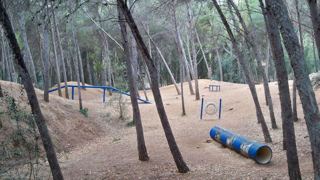 Parque de El Morlaco.