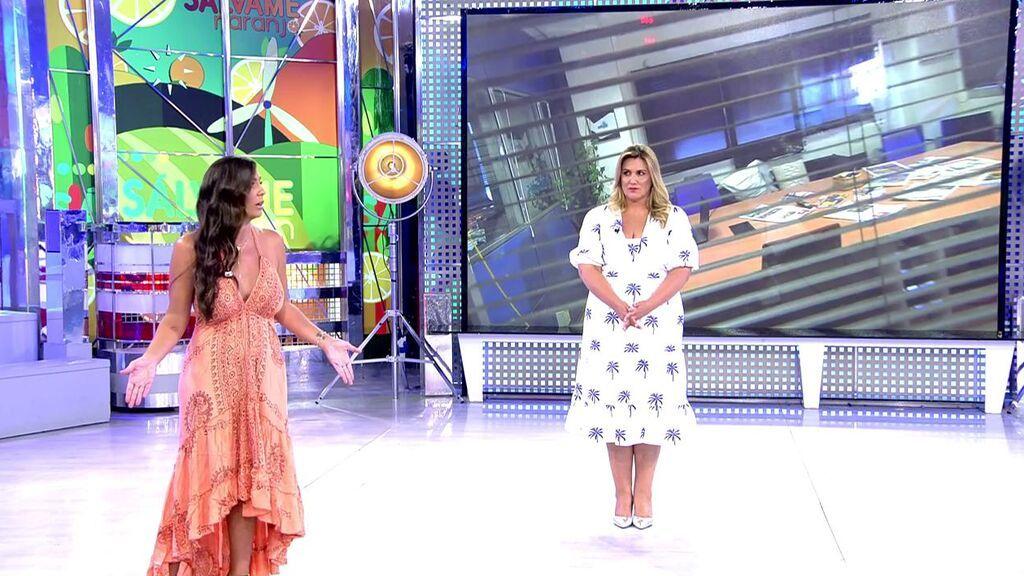 """Anabel se indigna con 'Sálvame' por la polémica con Isabel Pantoja: """"¡Para hablar de esta mie*** no!"""""""