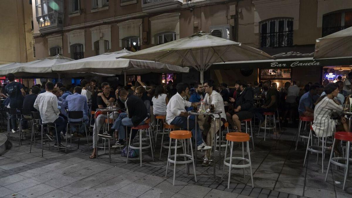 Coronavirus.- El TSJ de Cantabria confirma la suspensión del cierre del interior de la hostelería