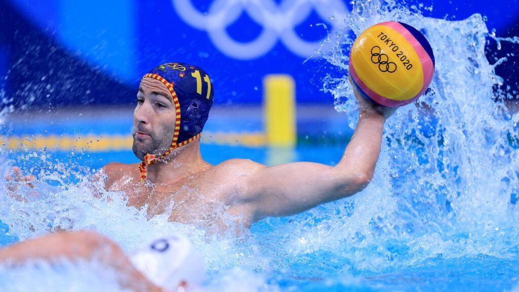 España volverá a pelear por las medallas veintiún años después en waterpolo
