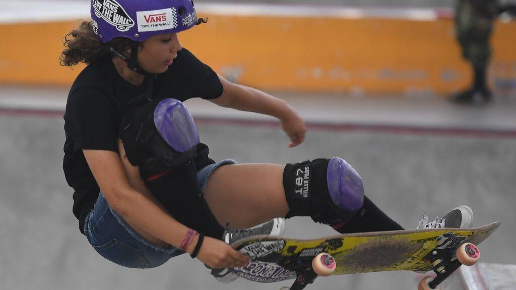 Julia Benedetti hace historia para el skate español a los 16 años: primer debut olímpico en Tokio 2020