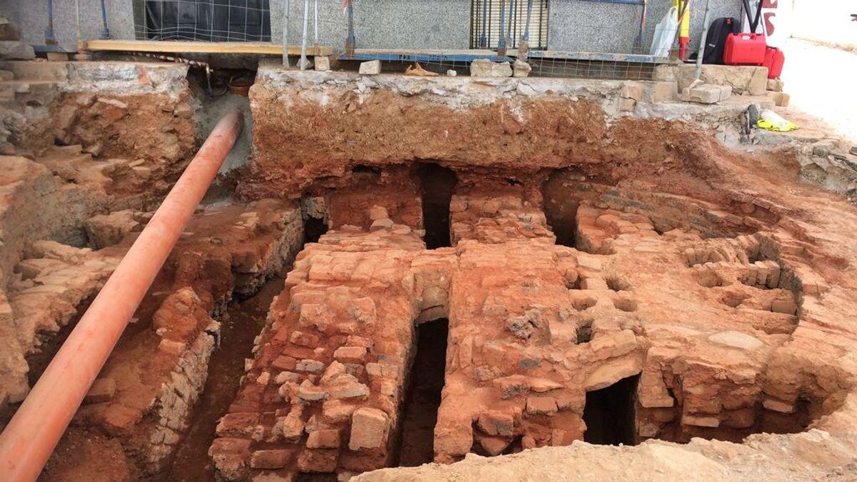 Hallado un importante horno cerámico del siglo XVI en Constantina