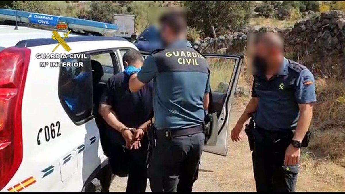 La Guardia Civil investiga a un posible tercer implicado en el asesinato de una mujer en Nombela