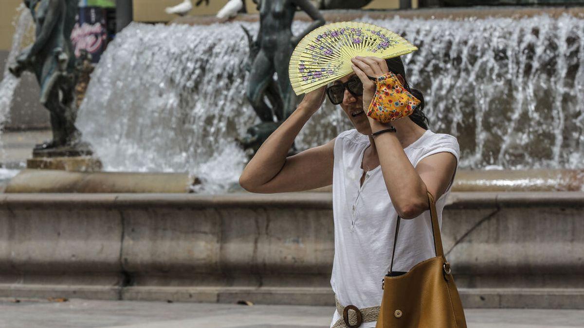 Calor, tormentas y precipitaciones ponen hoy en riesgo a 8 provincias del este peninsular