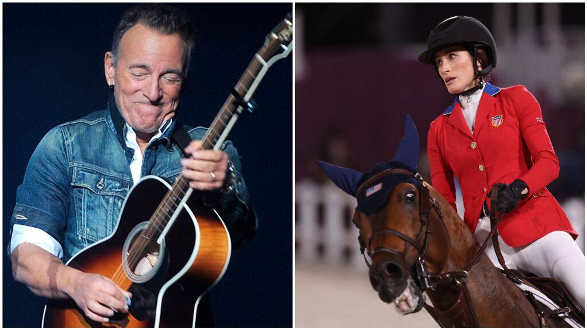 Jessica Springsteen, hija de 'The Boss', debuta sin suerte en unos Juegos Olímpicos tras perderse los anteriores por la lesión de su caballo