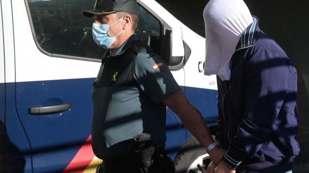 """Un detenido llamó """"maricón"""" a Samuel Luiz en la reunión posterior a la paliza"""
