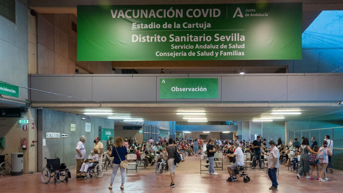 El responsable de vacunación en Andalucía advierte sobre la inmunidad de grupo