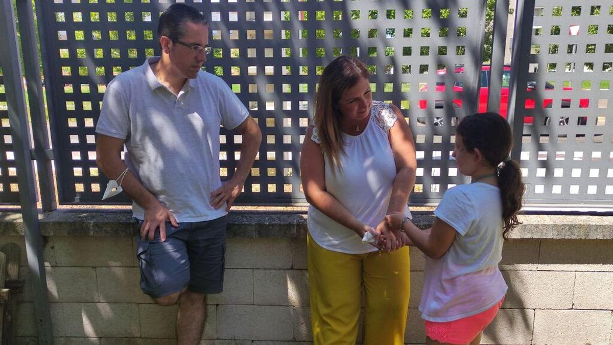 """Los Parejo, una familia al completo con covid persistente: """"Año y medio después, solo esperamos un milagro"""""""