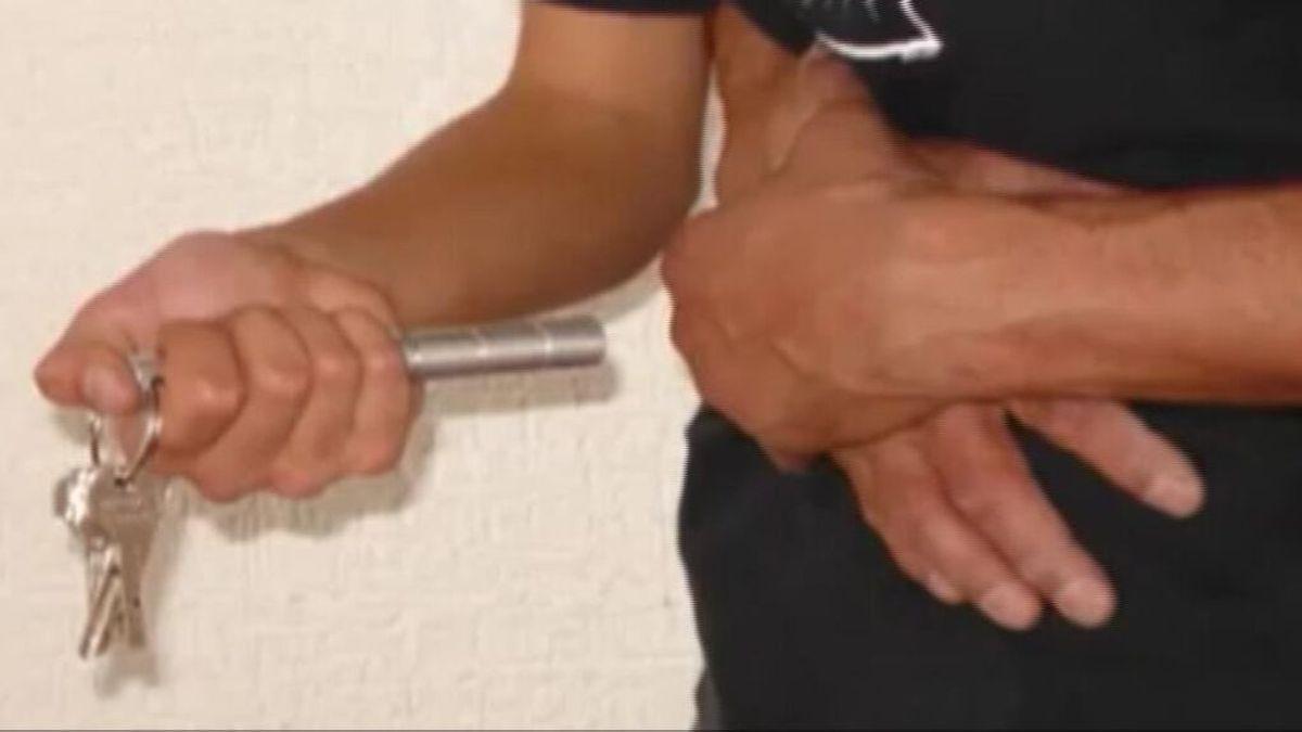 Cómo es el kubotan, el arma con la que podrían haber matado a Samuel