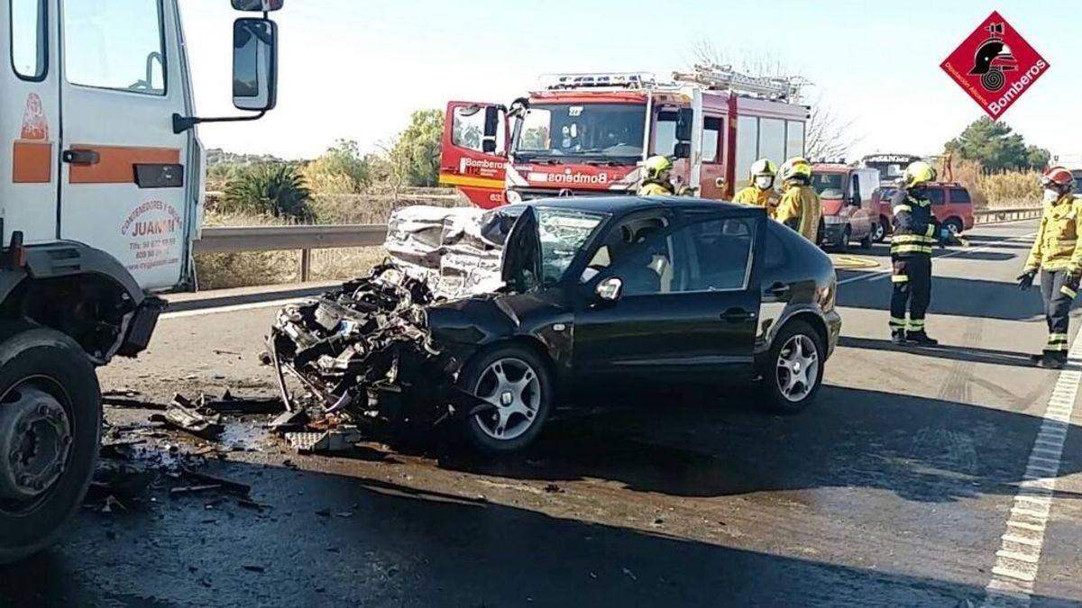 España lidera el descenso de muertes en carretera de la UE entre 2001 y 2020