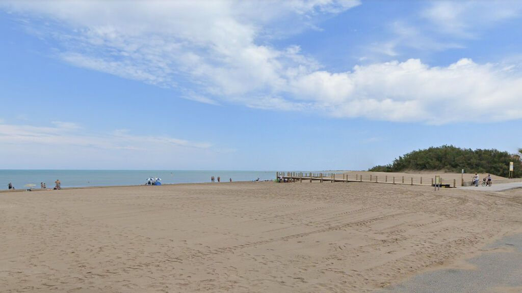 Muere ahogado un hombre de 68 años en la playa de Deltebre, Tarragona
