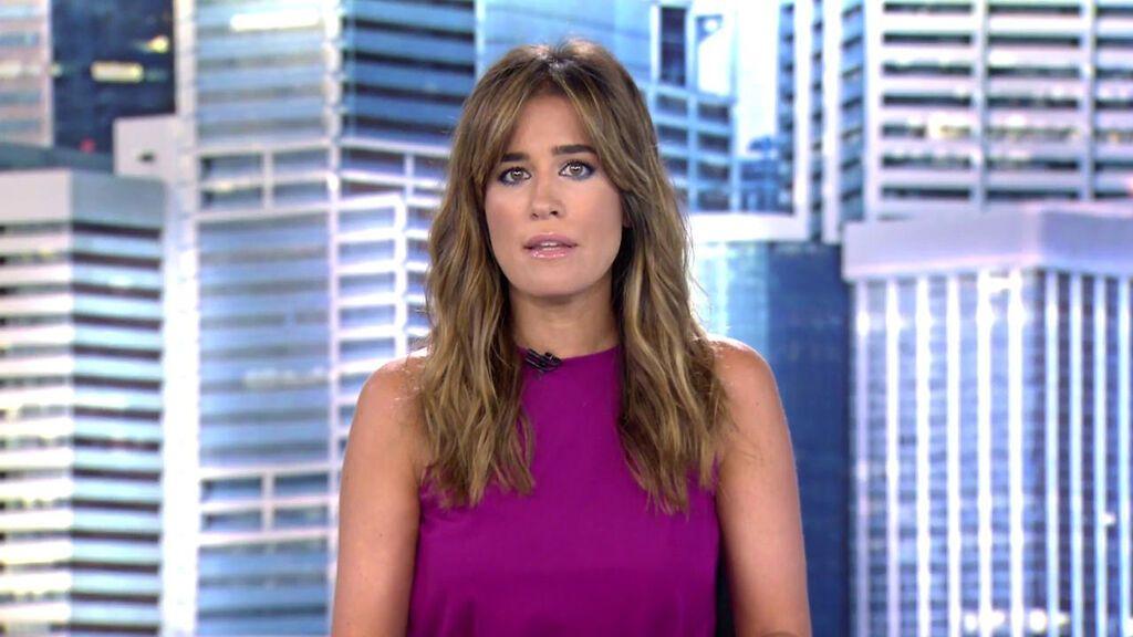 Con Isabel Jiménez Informativos Telecinco 2021 Mediodía 04/08/2021