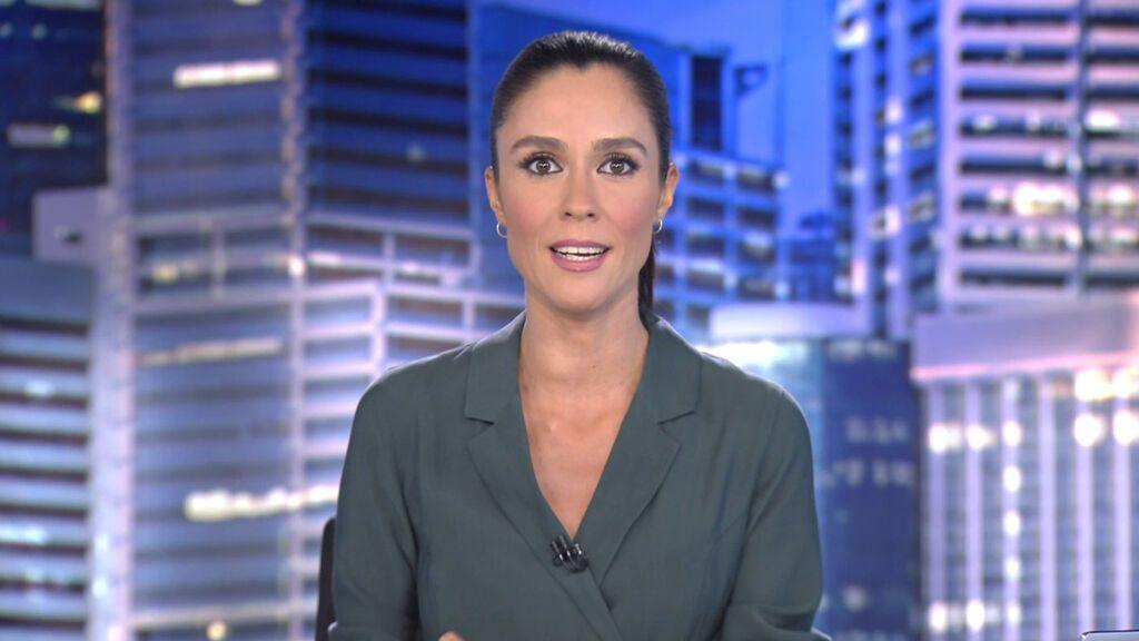 Con Alba Lago Informativos Telecinco 2021 Noche 04/08/2021