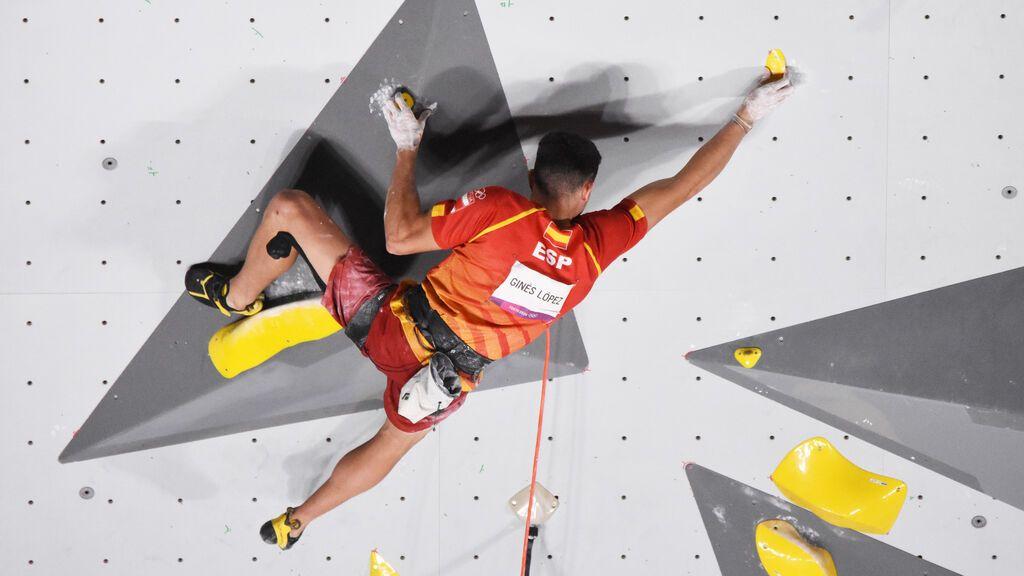 Alberto Ginés, el escalador de Cáceres que con 18 años competirá en la final de Tokio 2020