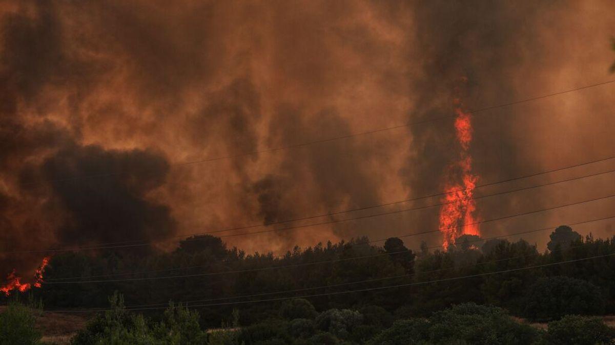 Los incendios de Grecia y Turquía, un aviso para España
