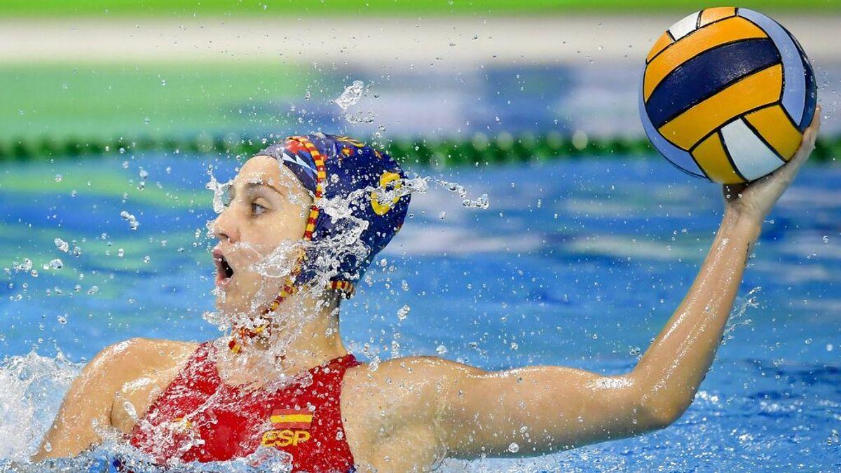 Las féminas de Waterpolo pelearán por el oro tras ganar con solvencia a Hungría