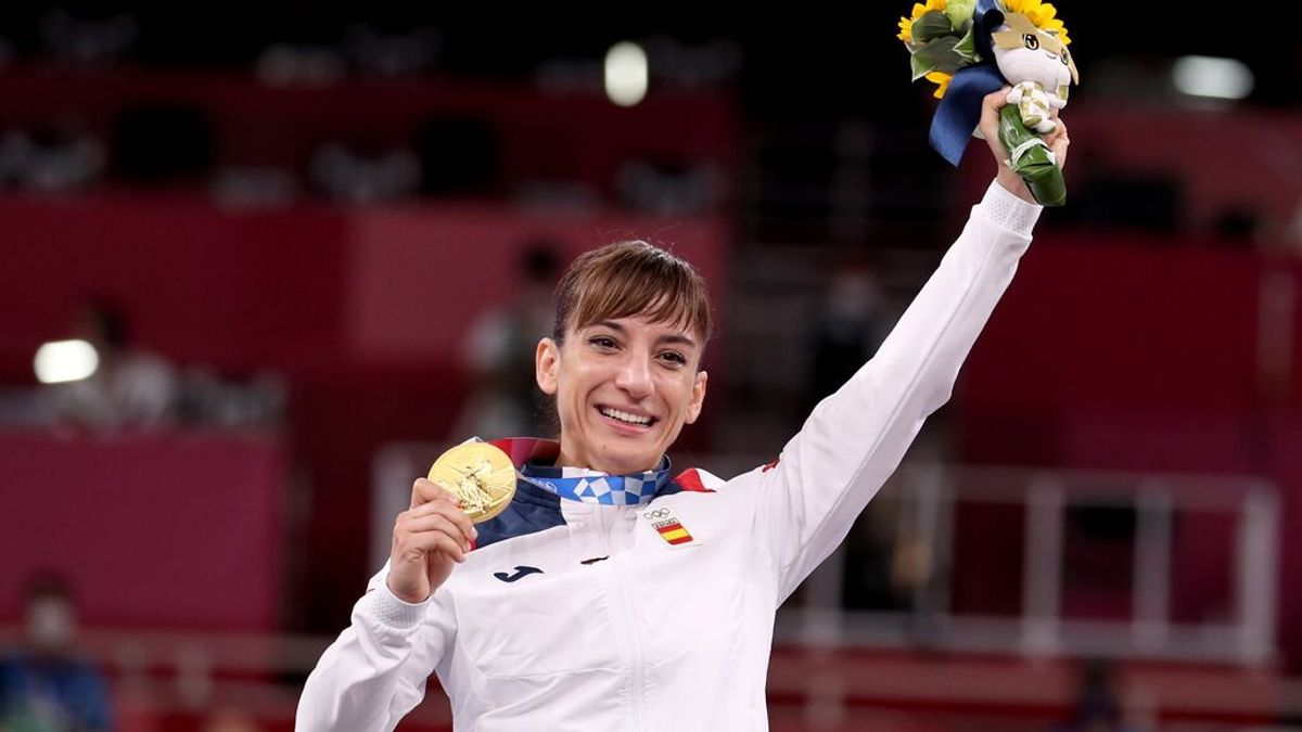 Jornada de oro para España con las dos nuevas medallas de Sandra Sánchez y Alberto Ginés