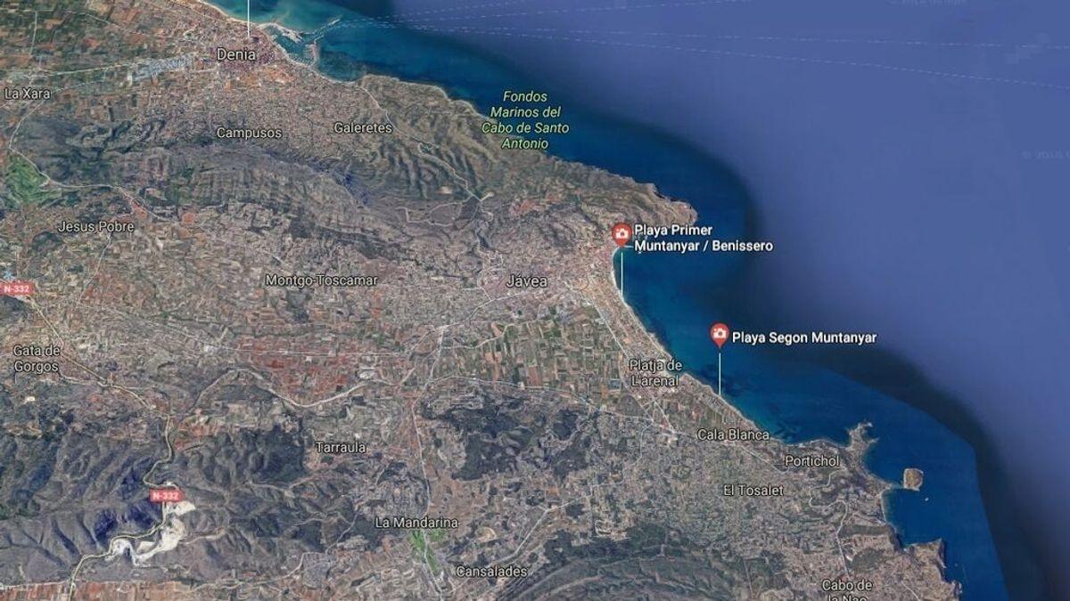 La mujer hallado muerta en aguas de Xábia es  una kitesurfista desaparecida en Argelia en marzo
