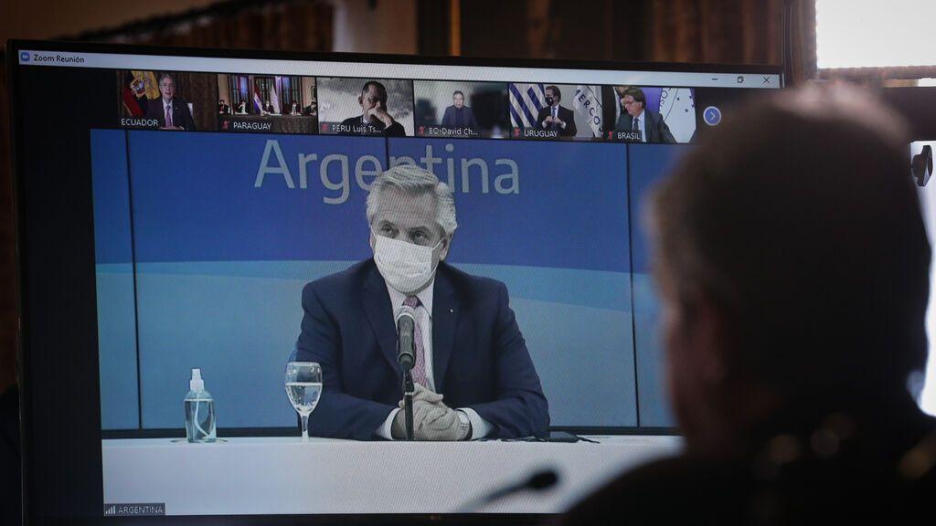 Argentina combinará Sputnik V con Moderna y AstraZeneca para segundas dosis