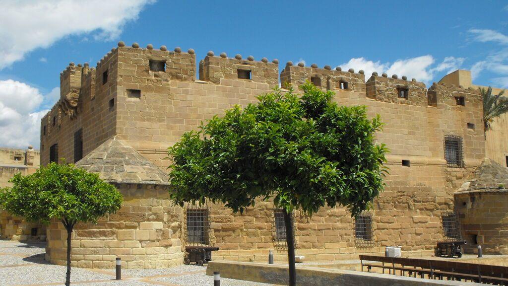 Castillo del Marqués de los Vélez, en Cuevas del Almanzora.