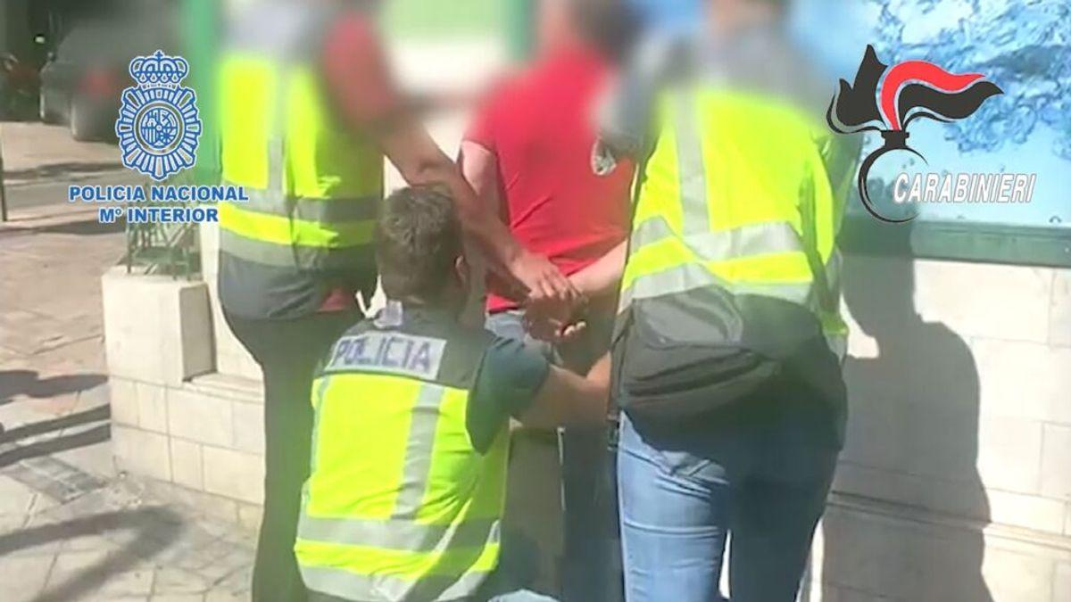 Detenido en Madrid el máximo responsable de la Ndrangueta calabresa