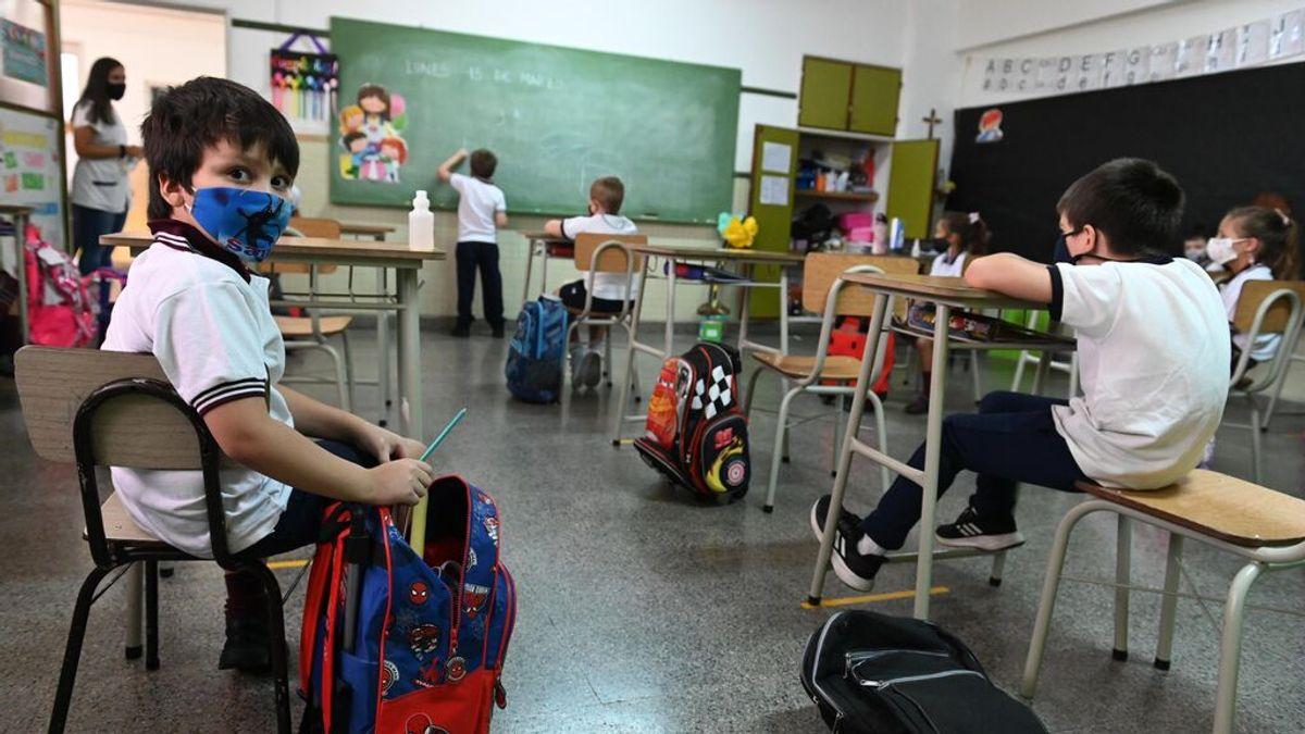 Aumentan los niños con covid en los hospitales de Madrid