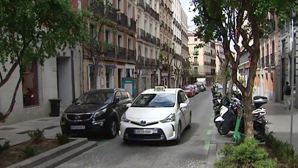 Detenido un joven en Madrid por intentar estrangular a su mujer en su domicilio