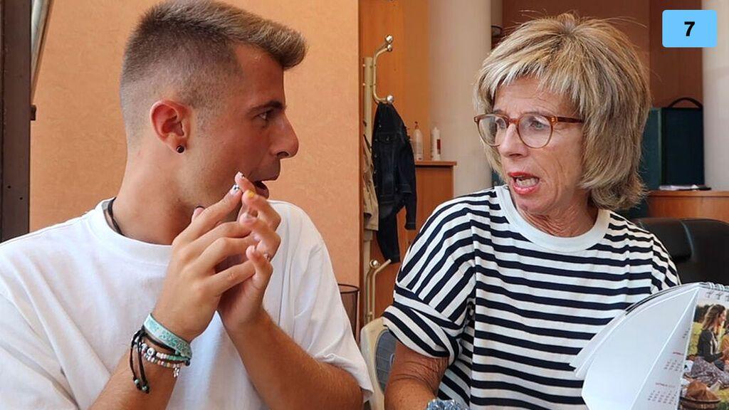 Ibán García anuncia un cambio de vida y su madre reacciona (2/2)