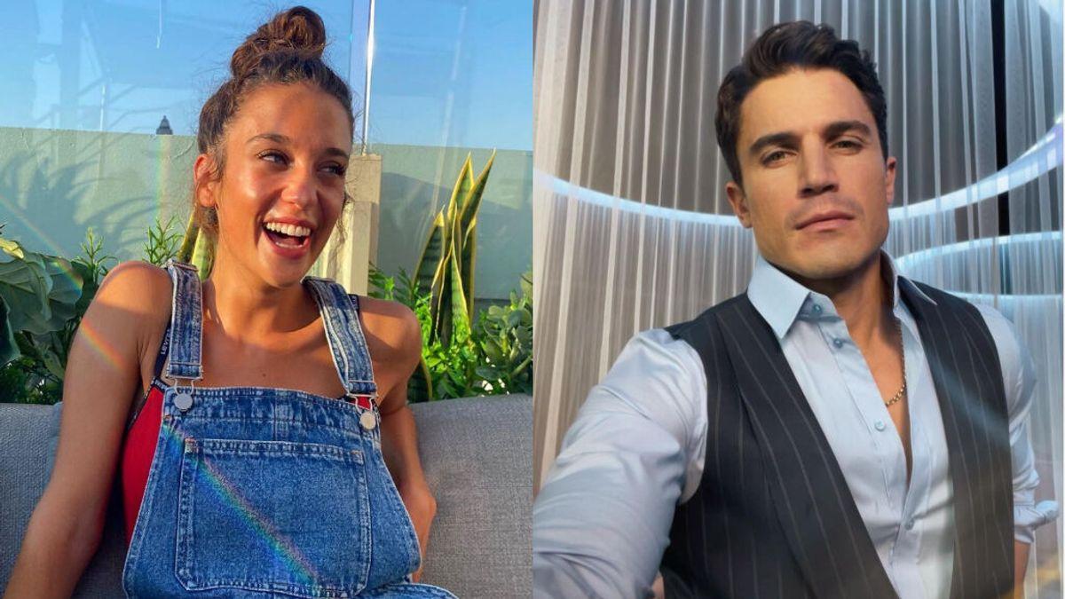 """El mensaje de María Pedraza a Álex González que dispara (aún más) los rumores de relación: """"¿Cuándo os casáis?"""""""