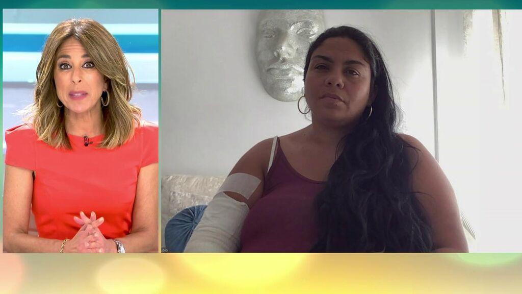"""Saray Montoya, acusada de haber iniciado la pelea: """"Tienen que demostrarlo. Han lanzado un artículo sin argumentos"""""""