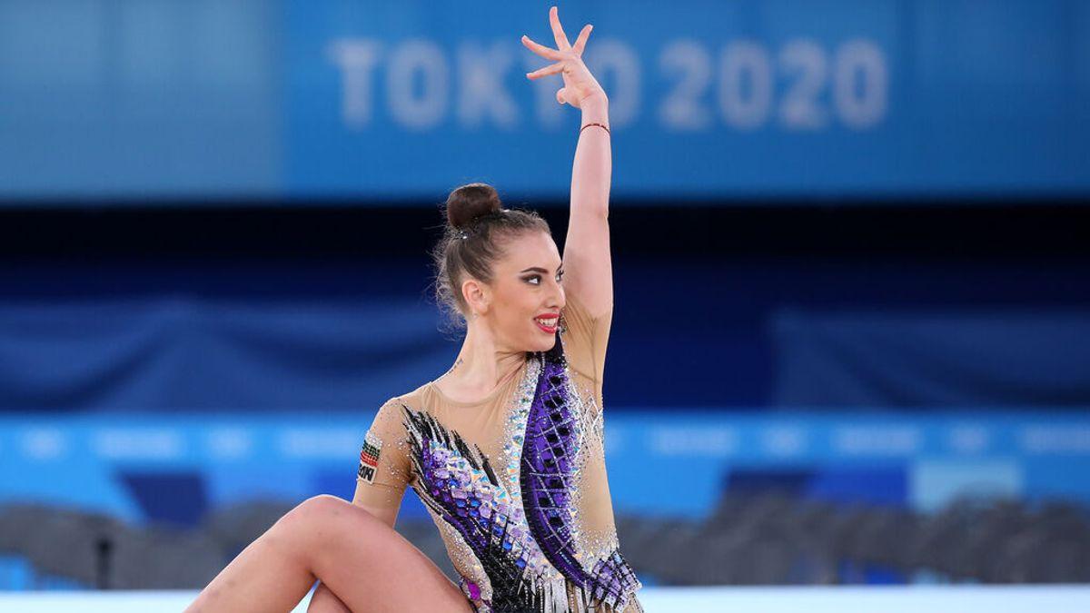 El emotivo homenaje de una gimnasta a su novio fallecido por covid19 en Tokio 2020