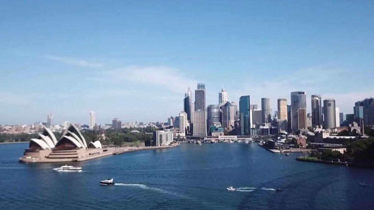 'Viajeros Cuatro': próximo destino, Sídney