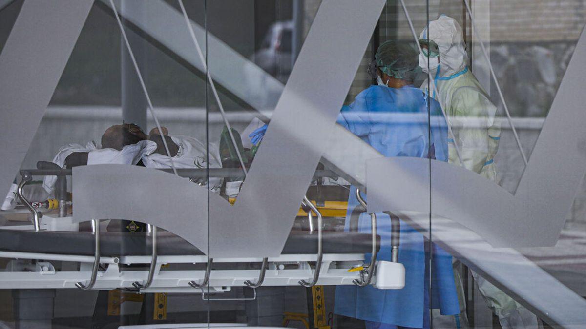 Desciende la curva de contagios pero sube la presión hospitalaria en varias comunidades