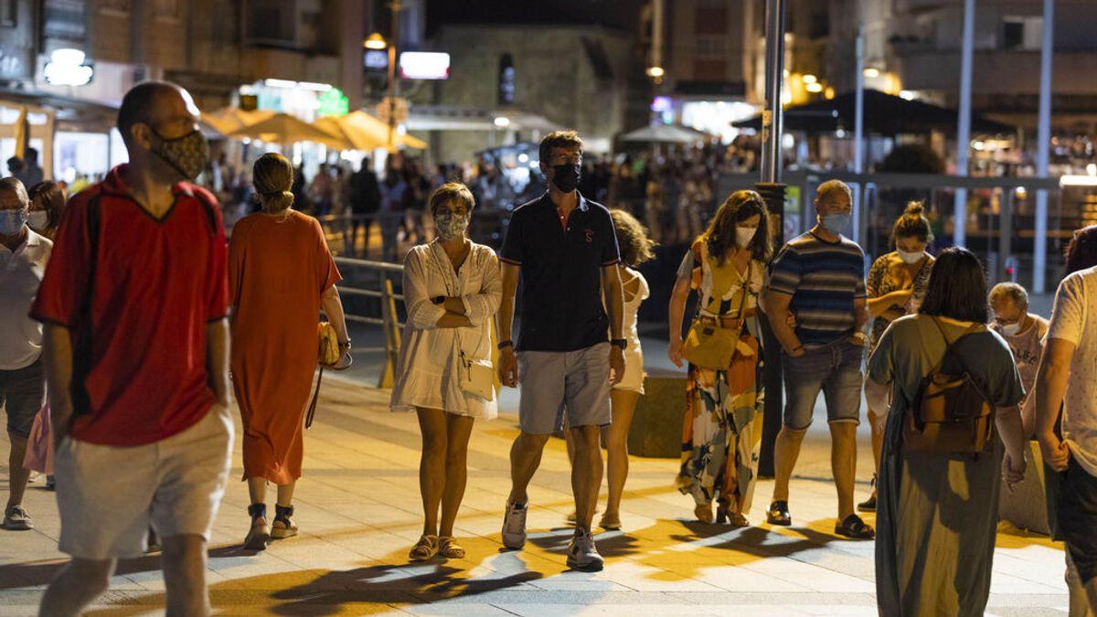 Las siete ciudades gallegas mantienen el ocio nocturno cerrado y certificado covid para hostelería interior