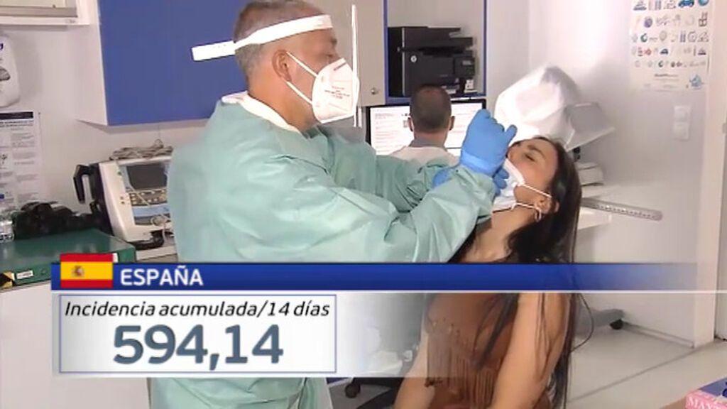 Última hora del coronavirus: España prorroga la cuarentena obligatoria a los viajeros de Argentina, Brasil y otros cuatro países