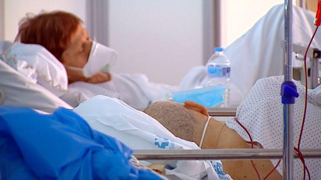 Situación en el Hospital Severo Ochoa de Madrid