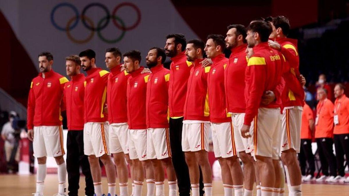 España se hace con el bronce en balonmano masculino tras una final agónica en Tokio 2020