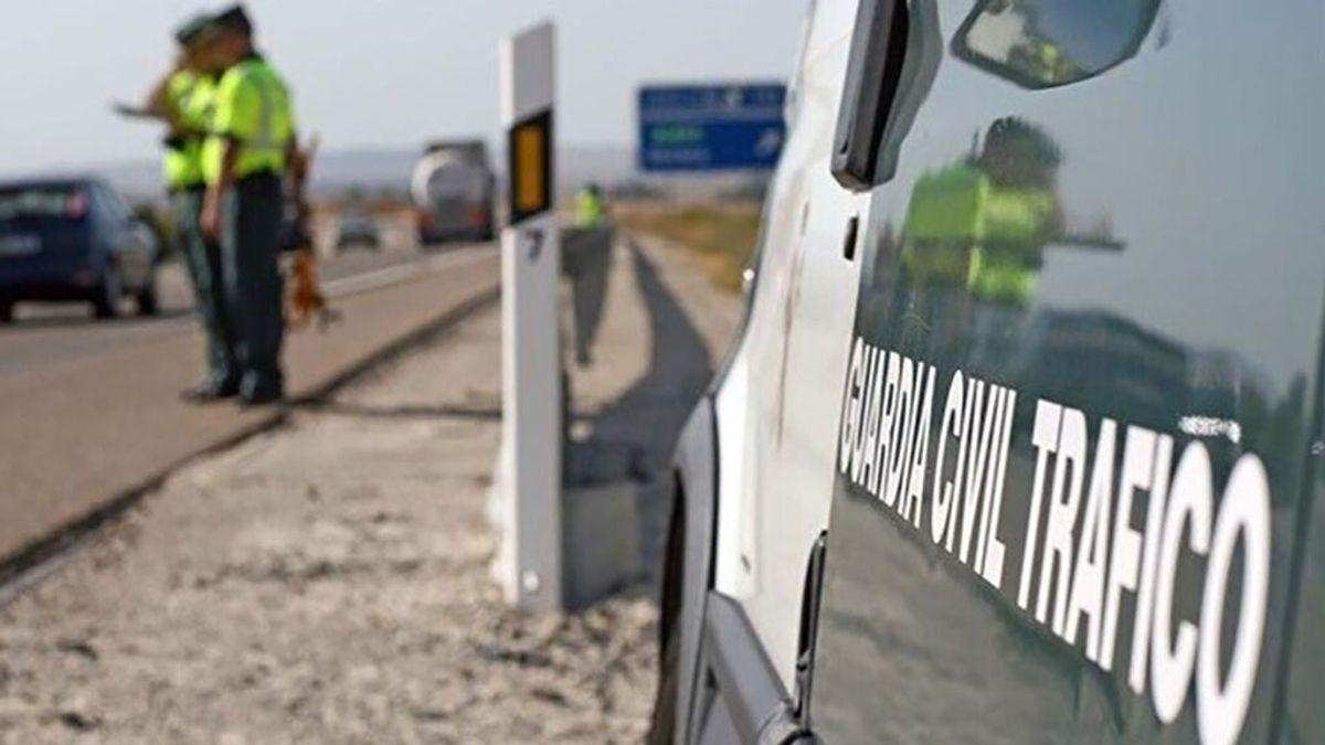 Tres jóvenes entre  18 y 20 años  mueren en una accidente de tráfico en Arenas del Rey en Granada