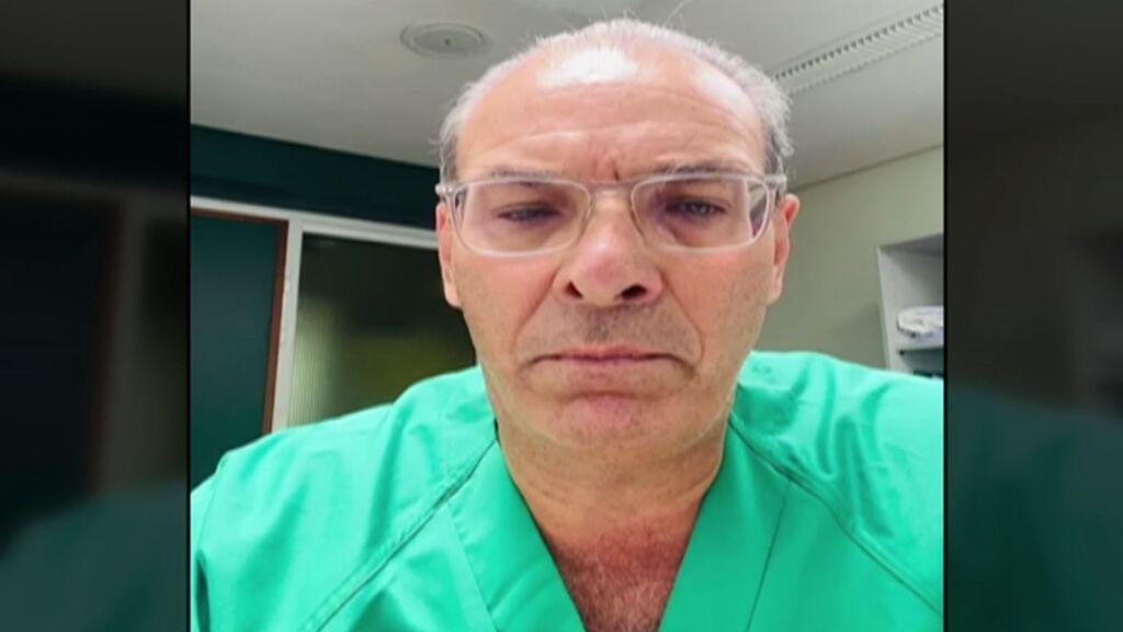 La advertencia de un intensivista del Hospital Insular de Gran Canaria a quienes deciden no vacunarse