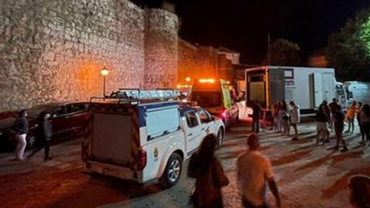 Pánico y angustia en Brihuega: un toro se escapa de la plaza y recorre las calles dejando dos heridos