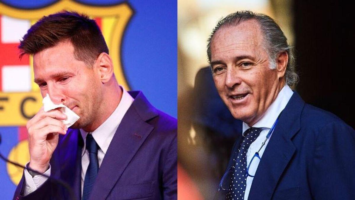 """José Manuel Soto desata la polémica tras opinar sobre la salida de Messi del Barça: """"Es una puta cuestión de dinero"""""""